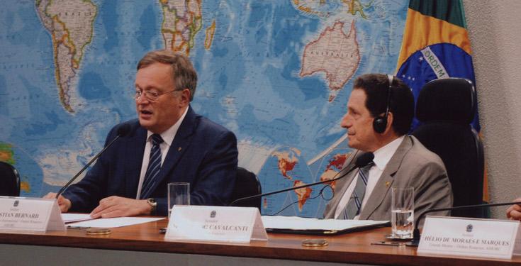 christian-bernard-senat-Bresil-2012